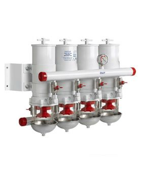 Water separator/fuel filter CE/ABYC
