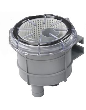 """Strainer type 140, hose connections Ø 19 mm (¾"""")"""