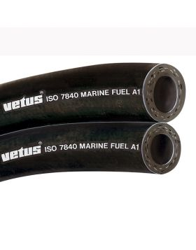 "Fuel hose D 25 mm internal ( 1"") (coil of 30 mtrs.)  (price per mtr.)"