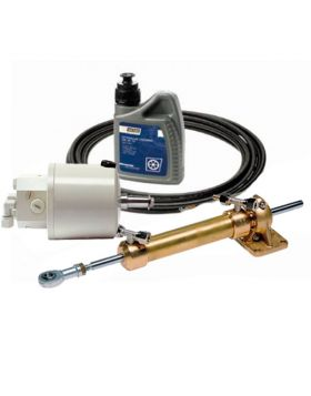 Hydraulic Steering System For Inboards Up To 48 Foot Integral Non Return Valve