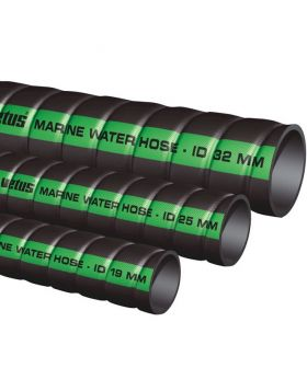 "Cooling water hose, D 38 mm internal ( 1 1/2"") (coil of 20 mtrs)  (price per mtr)"