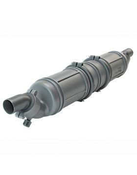 Ø50 mm - 5 liter - Waterlock/muffler type NLP3 - superior sound reduction
