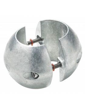 Zinc anodes for Shaft Ø 50 mm