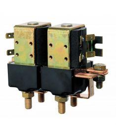 Reversing Solenoid 24 Volt/3000 Watt, M8 terminals