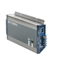 Battery charger 12 V, 80 Amp. for 3 battery banks