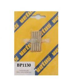 Sæt Shear pin ( brudstifter ), ( 5x ) - Note: til bovpropel 55 kgf ( 25.6 mm x 4 mm )