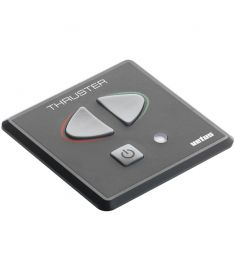 Bow thruster touch panel with time delay. 12/24 volt