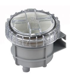 "Strainer type 330, hose connections Ø 32 mm (1¼"")"
