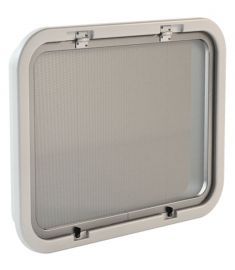 Hatch trim / mosquito screen for Libero 3420, radius 55 mm
