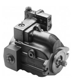 Variably adjustable piston pump, 45cm³, right handed