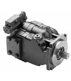 Variably adjustable piston pump, 75cm³, left handed