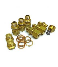 Fitting kit (10 mm) for dual non-return valve, to be used with K30/140 and MTC5210 to MTC17510