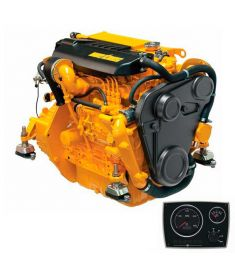 42 HP Vetus M 4.45 with TMC60A Gearbox 2.5:1