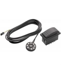 Rain sensor incl. switch, 12/24 Volt