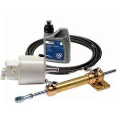 Hydraulic Steering System for inboards >48 Foot (integral non-return valve)