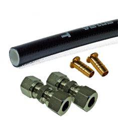 Cylinder connection hose kit,hose 6x10mm,tube 10mm