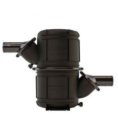 Vetus Vandlås / lyddæmper Type NLPHD (Heavy Duty) - Ø45 - 4.5 liter
