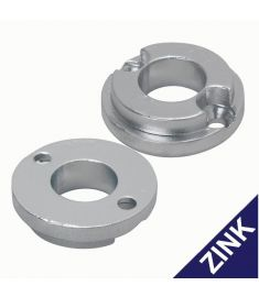 Replacement zinc anode for bow thruster 25 kgf