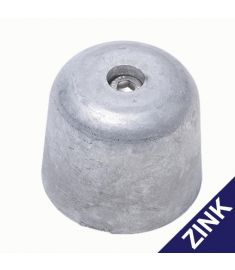 Replacement zinc anode for bow thruster 220 kgf