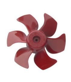 Propeller 6 blade, Ø125 mm for 45 kgf bow thruster