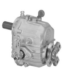 TMC40-2.00:1 (right) gearbox - 0° angle