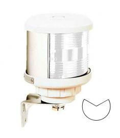 Toplantern (side mounting) - white (excl. bulb)