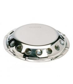 Closable deck ventilator type UFO 2  (incl. plastic trim ring)