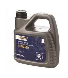 VETUS Marine diesel synthetic engine oil SAE 10W-40, 1 litre