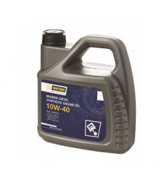 VETUS Marine diesel synthetic engine oil SAE 10W-40, 4 litre