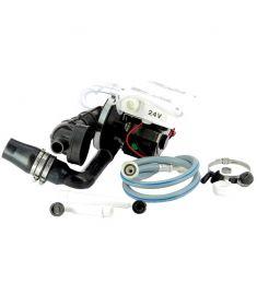 Set: 24V motor WCL1/WCS1 - Note: incl. pump + macerator