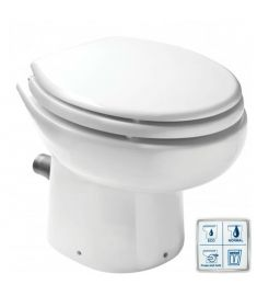 Toilet type WCP, 12 Volt, with electronic control panel