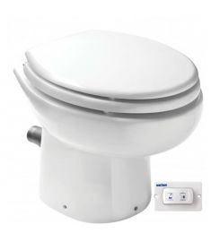 Toilet type WCP, 24 Volt, with rocker switch control