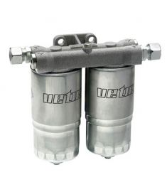 Water separator/fuel filter complete for petrol and diesel,  type WS720 (cap. 720 l/h)