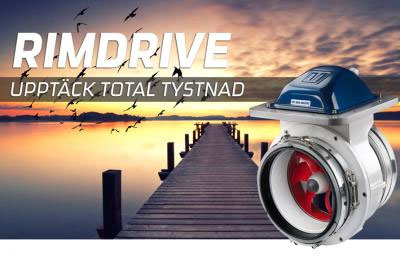 The RIMDRIVE, the silent thruster!
